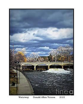 Waterway by Donald Yenson