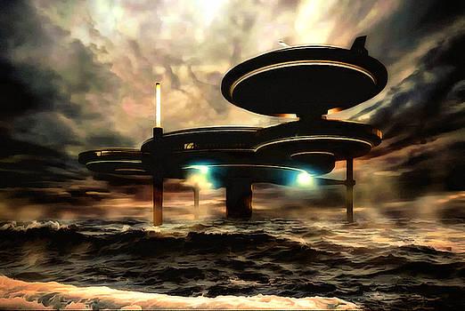 Waterworld City by Mario Carini