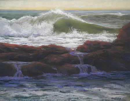 Wave 1 by Cheri Halsema