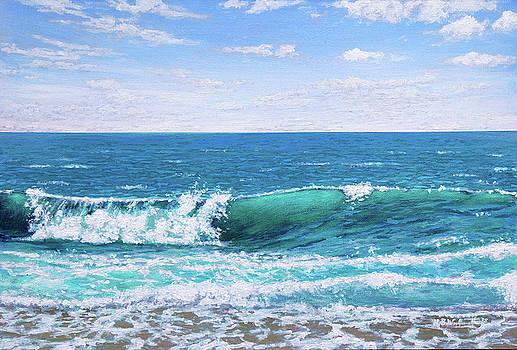 Wave #1 by Mark Woollacott