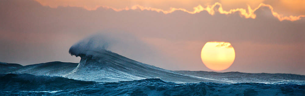 Wave and Sun by Michael Sweet