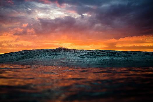 Wave Burst 1 by Ryan Moore