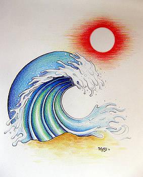 Wave by Daniel Lyons