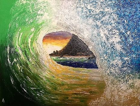 Wave I by Maria Iurescia