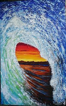 Wave III by Maria Iurescia