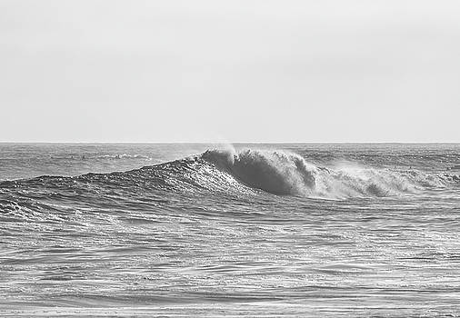 Cliff Wassmann - Wave in Black and White