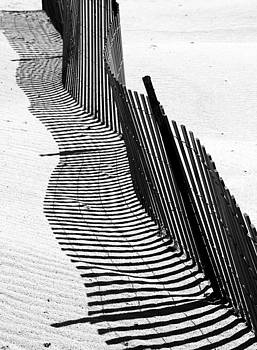 Wave in the  Sand by Doug Hockman Photography
