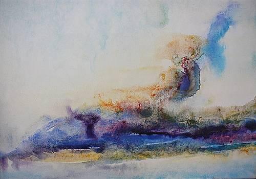 Wave on Savary by Martine Bilodeau