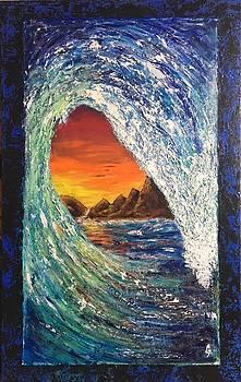 WAVE Series IV by Maria Iurescia