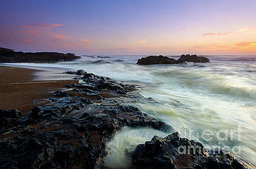 Wave Surge by Mike Dawson