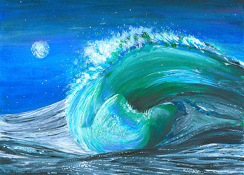 Wave by Veronica Rickard