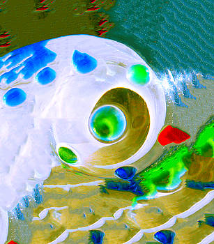 Waves Ashore by Kori Creswell