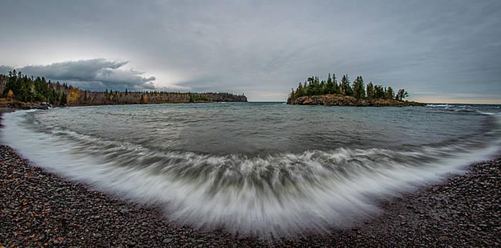 Waves by Brad Bellisle