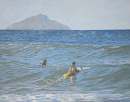 Waves by Edward Maldonado
