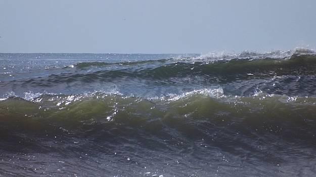 Waves in a set by John Wartman