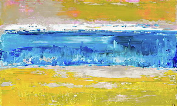 Waves by Tanya Lozano Abstract Expressionism