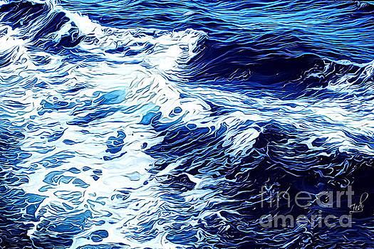 Waves by Zedi