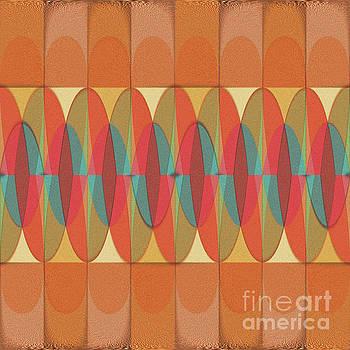Wavy color stripe by Gaspar Avila