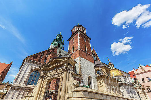 Michal Bednarek - Wawel Cathedral, Cracow, Poland. The Royal Archcathedral Basilica