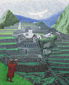Waxyana Apu Kuntur by Aldo Carhuancho herrera