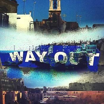 Way Out by Steve Swindells
