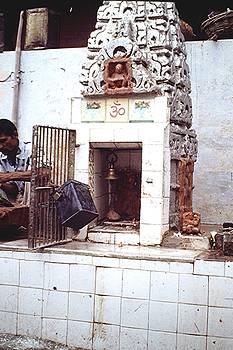 Wayside Shrine, India by Barron Holland