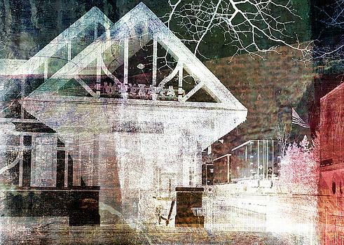 Wayzata Depot by Susan Stone