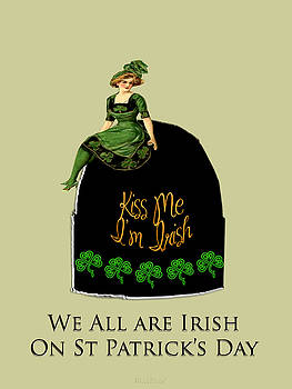We All Irish This Beautiful Day by Asok Mukhopadhyay