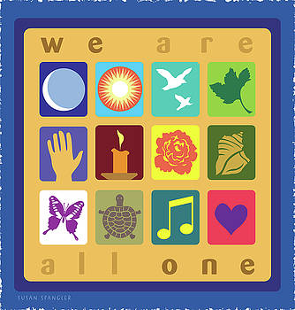 We Are All One by Susan Spangler