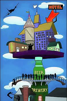 We Built This City by John Haldane