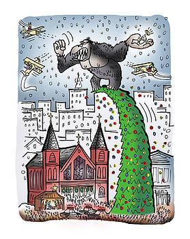 King Kong Kristmas by Mark Armstrong