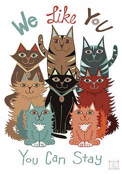 We Like You by Lisa Frances Judd