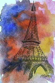We Love Paris by Lynn Takacs