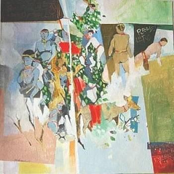 We the innocent naked by Prakash Sree S N