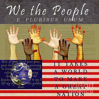 We the People by Peach Pair