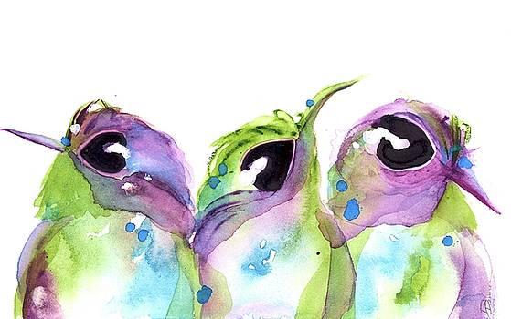 We Three by Dawn Derman