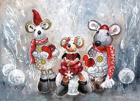 Miki De Goodaboom - We Three Mice