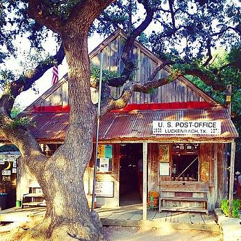 we Went To Luckenbach, Texas... 🎶 by Sophia Perez
