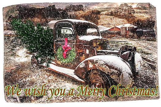 Debra and Dave Vanderlaan - We Wish You a Merry Christmas