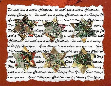 We Wish You a Merry Christmas by Susan Minier