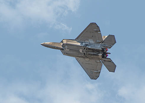 Robert Hayes - F-22 Full Afterburner