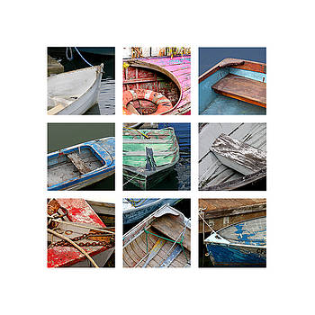 Art Block Collections - Weathered Boats