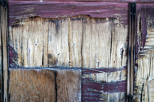 Weathered Wood ll by Kevin Felts