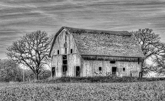 Weathered Wood of Iowa by J Laughlin