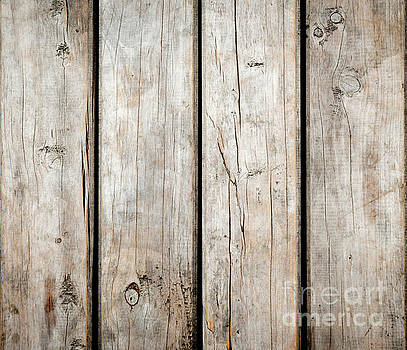 Weathered Wooden Background by Tim Hester