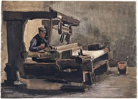 Weaver Nuenen, December 1883 - August 1884 Vincent van Gogh 1853 - 1890 2 by Artistic Panda