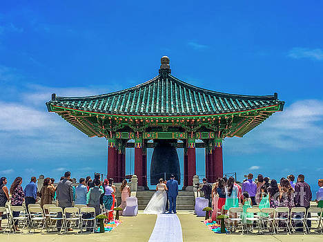 Julian Starks - Wedding at the Korean Bell