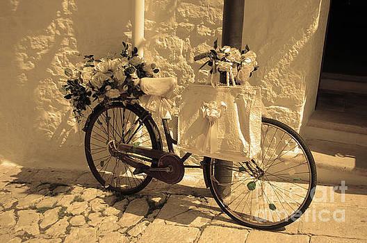 Wedding Bike by Frank Stallone