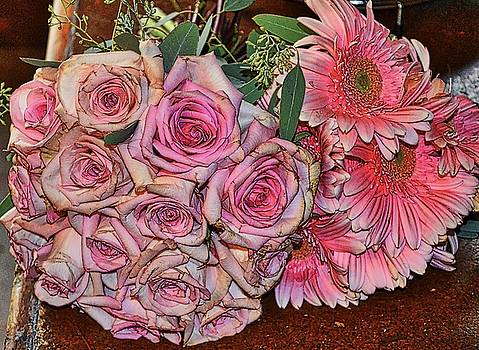 Wedding Bouquet by Collette Rogers
