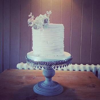 Wedding Cake. #ffionandjamesweddingcake by Jennie Davies